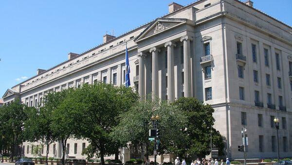 United States Department of Justice - Sputnik France