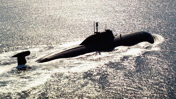 Un sous-marin nucléaire russe - Sputnik France