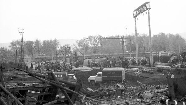 4 octobre 1988, une explosion a retenti à Sverdlovsk - Sputnik France