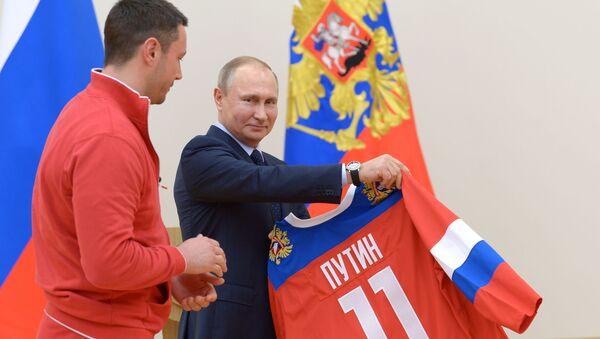 Anniversaire de Vladimir Poutine: les photos qui ont marqué l'année écoulée - Sputnik France