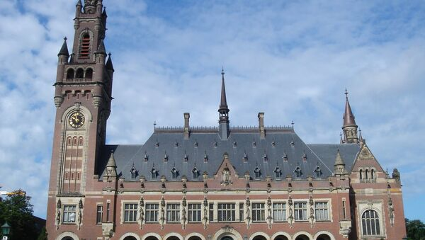 Cour internationale de justice à La Haye - Sputnik France