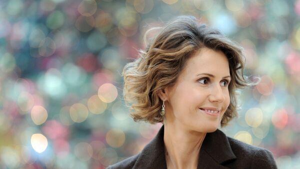 Asma Asad, primera dama de Siria - Sputnik France