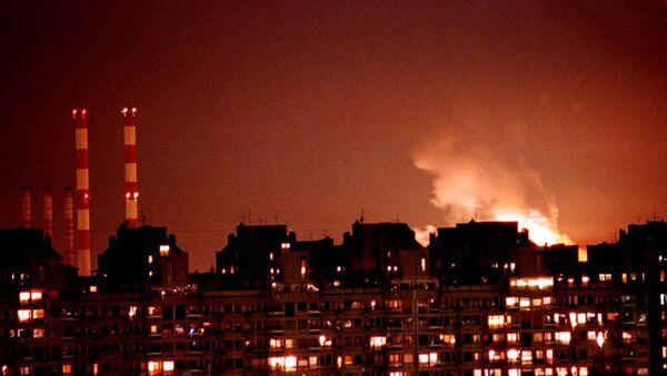 bombardements otaniens de la Yougoslavie - Sputnik France