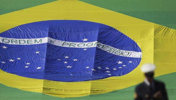 Drapeau brésilien - Sputnik France