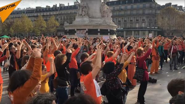 Vague de mobilisation en France pour soutenir l'Aquarius et le sauvetage des migrants - Sputnik France
