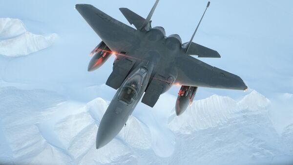 F-15C Eagle - Sputnik France