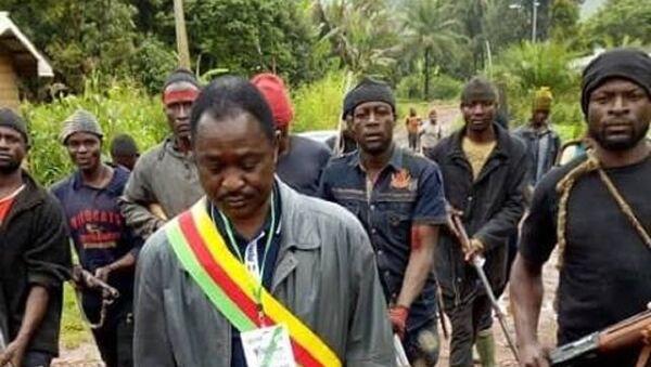 Un maire du principal parti d'opposition du Cameroun enlevé en zone anglophone - Sputnik France