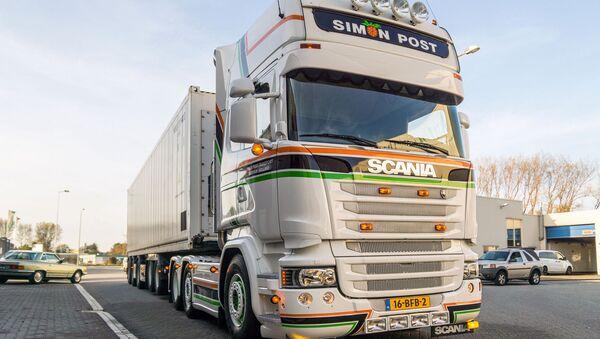 Un camion (image d'illustration) - Sputnik France