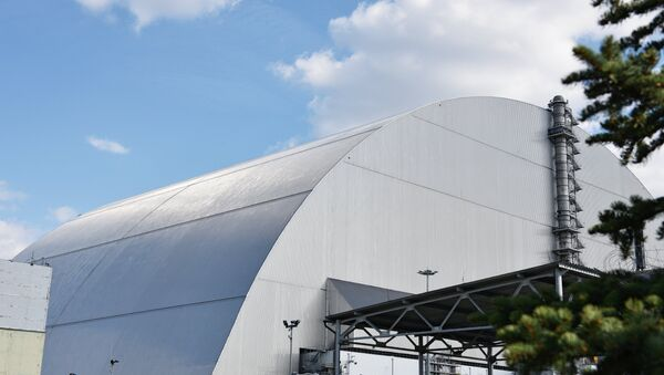 L'Arche de Tchernobyl - Sputnik France