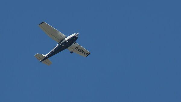 Cessna aircraft - Sputnik France