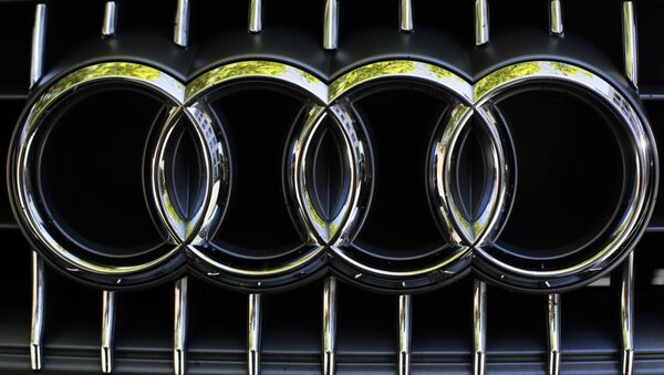 Audi - Sputnik France