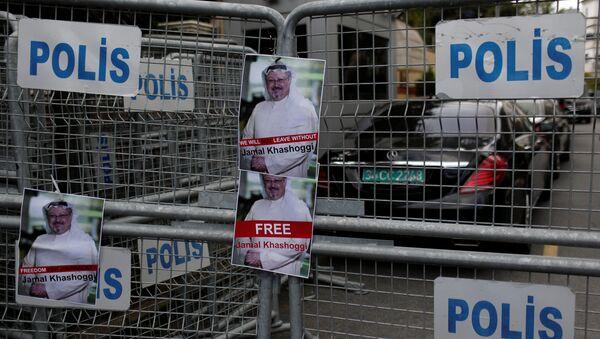 journaliste saoudien Jamal Khashoggi - Sputnik France