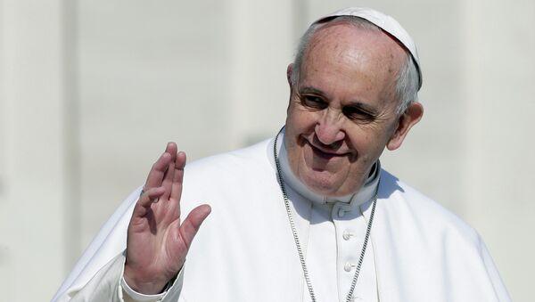 Le pape François - Sputnik France