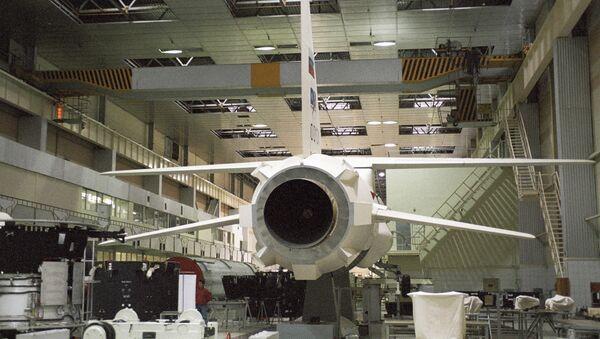 Baïkal, bloc d'accélération réutilisable de la fusée Angara, qui a inspiré les créateurs de Krylo-SV - Sputnik France