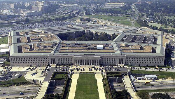Вид на здание Пентагона в Вашингтоне - Sputnik France