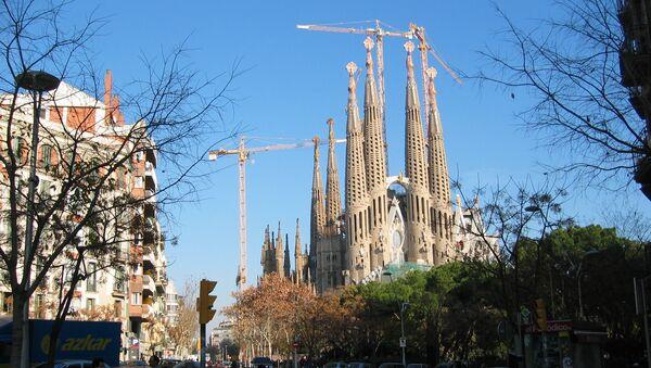 La Sagrada Familia (Barcelona) - Sputnik France