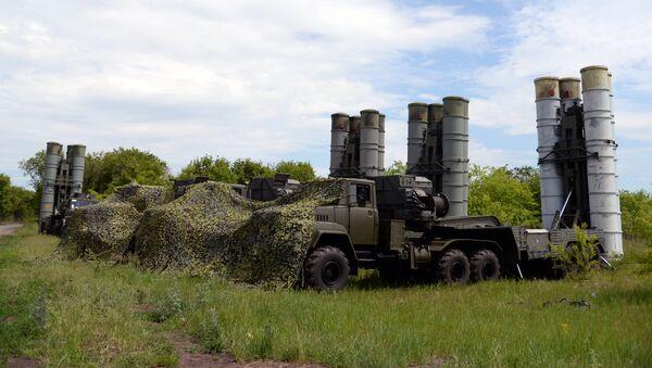 Sistema de defensa antimisiles S-300 - Sputnik France