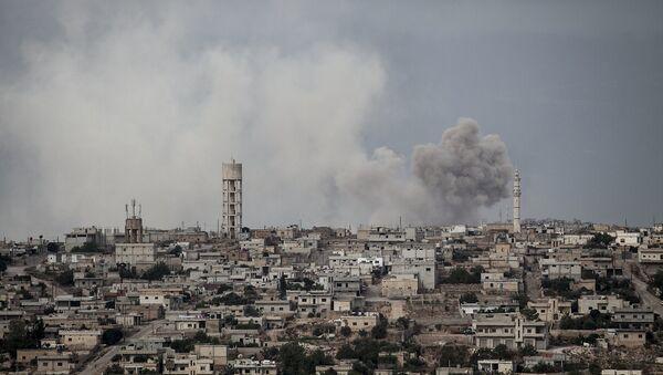 Idlib, archives - Sputnik France