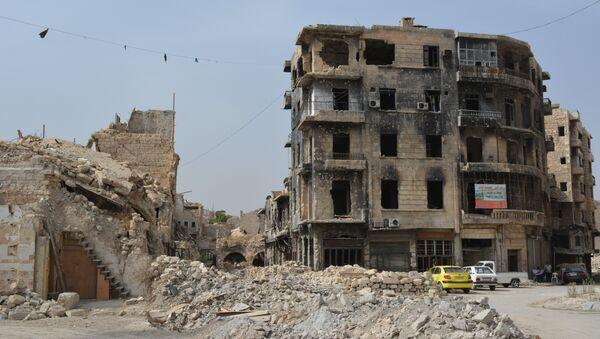 Алеппо, Сирия - Sputnik France