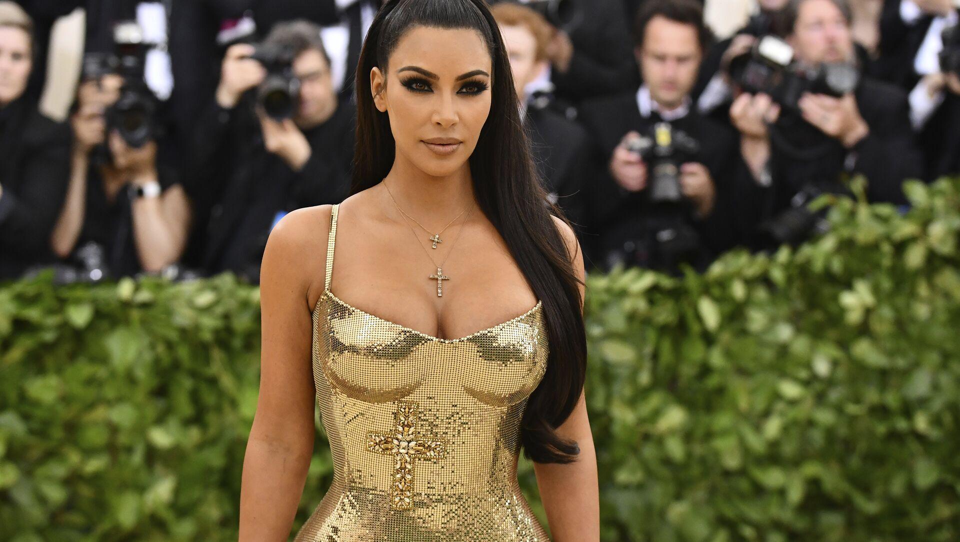 Kim Kardashian - Sputnik France, 1920, 04.02.2021
