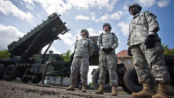 missiles US Patriot (image d'illustration) - Sputnik France