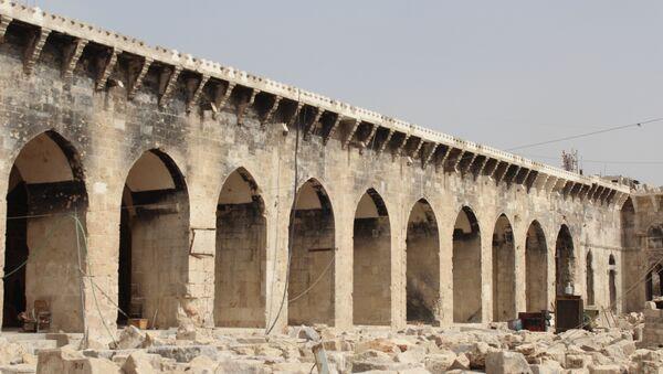 Grande mosquée d'Alep - Sputnik France