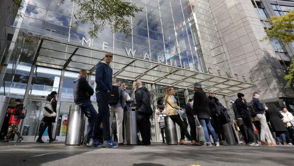 Time Warner Center - Sputnik France