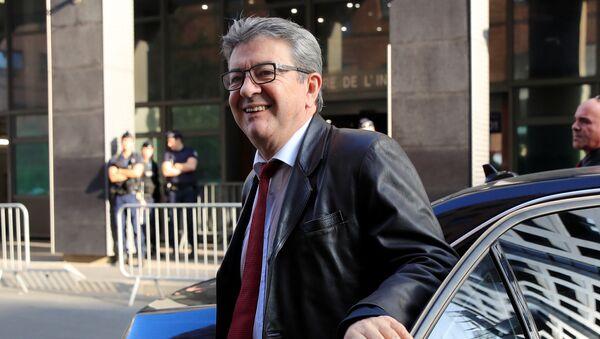 Jean-Luc Melenchon - Sputnik France