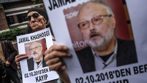Jamal Khashoggi - Sputnik France