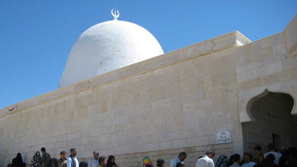 Nabi Habeel Mosque: Tomb of Abel son of Adam and Eve, Syria - Sputnik France