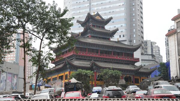 Municipalité de Chongqing - Sputnik France