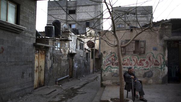 Situación en la Franja de Gaza - Sputnik France
