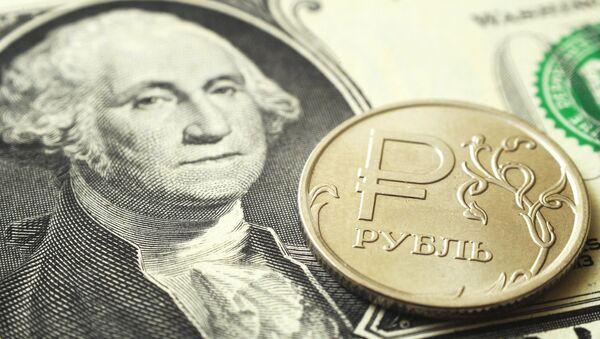 Rubel-Dollar (Symbolbild) - Sputnik France