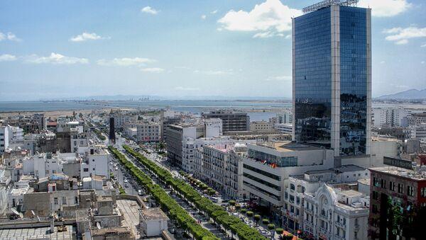 Avenue Habib Bourguiba à Tunis - Sputnik France