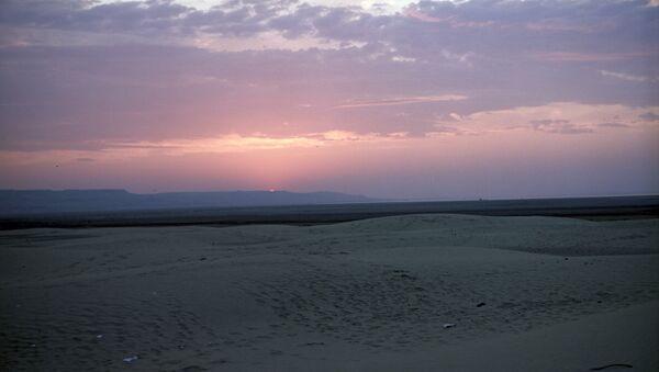 L'ancien fond de la mer d'Aral - Sputnik France