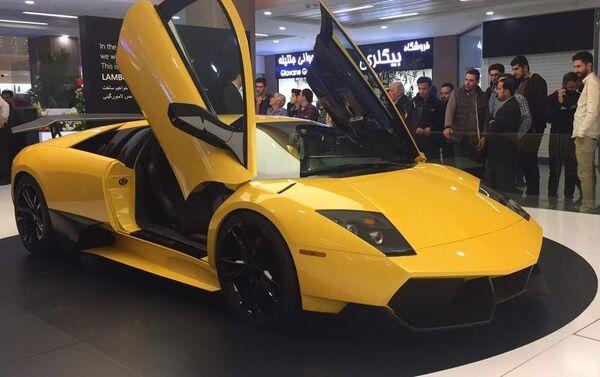 Une Lamborghini «made in Iran» - Sputnik France