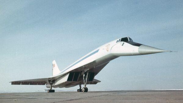 Un Tu-144 - Sputnik France