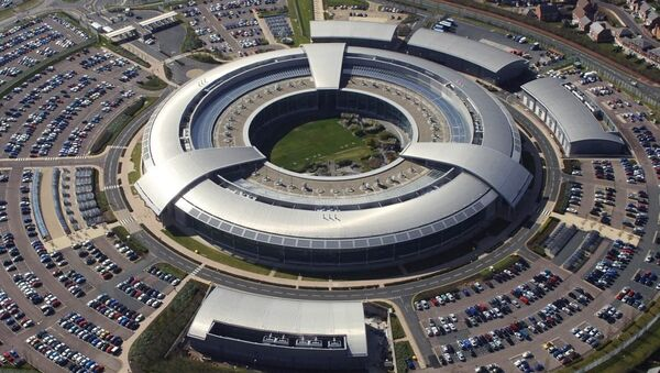 GCHQ Building at Cheltenham, Gloucestershire is on of the intelligence agencies using old laws to spy on people. - Sputnik France