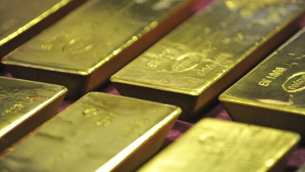 Gold-Barren (Archiv) - Sputnik France