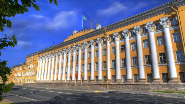 L'Académie militaire spatiale russe Mojaïski (VKA) de Saint-Pétersbourg - Sputnik France