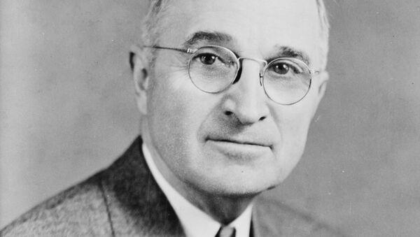 Harry S. Truman - Sputnik France