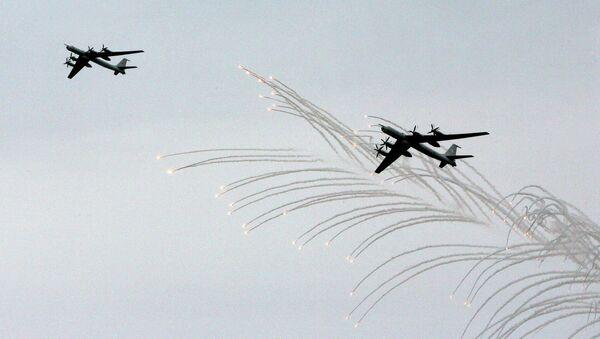 Противолодочные самолеты Ту-142 - Sputnik France