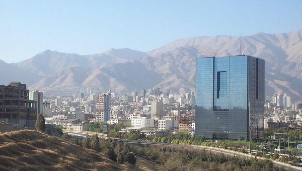 Central Bank of Iran, Tehran - Sputnik France