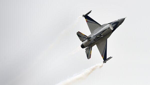 F-16 of Belgian Air Force - Sputnik France