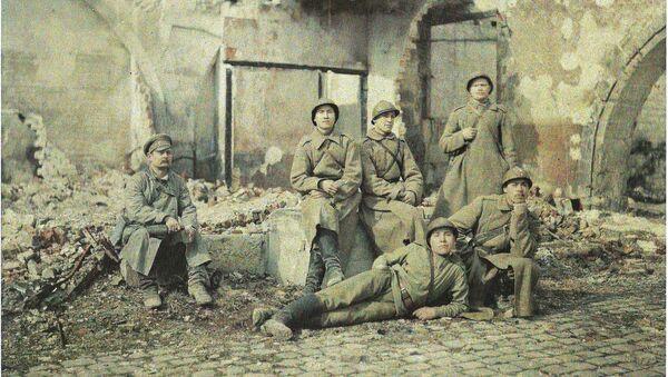 Des soldats russes - Sputnik France
