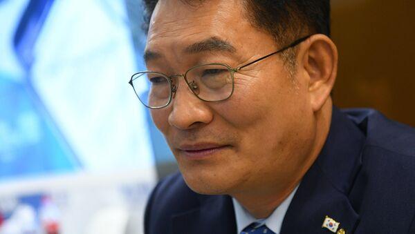 Song Young-gil, député sud-coréen - Sputnik France