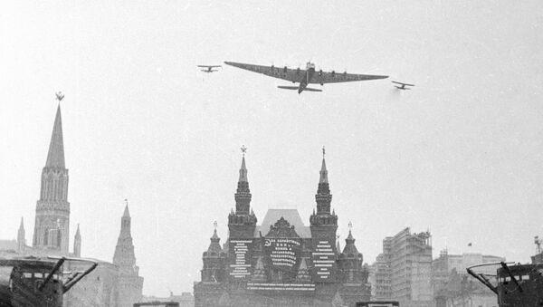Les avions légendaires d'Andreï Tupolev: guerre et paix - Sputnik France