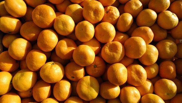 Des mandarines - Sputnik France