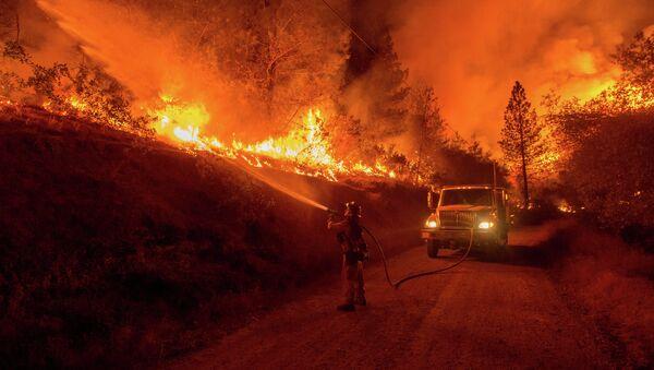 Incendie en Californie (archives) - Sputnik France