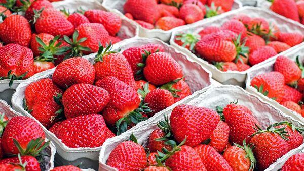 Des fraises - Sputnik France